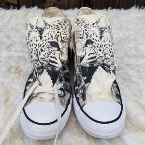 10 Sneakers Converse Cheetah Hi tops Chuck Taylor
